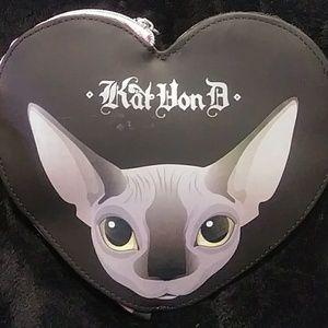 HOST PICK💜 8.4.19 Kat Von D Too Faced collab bag